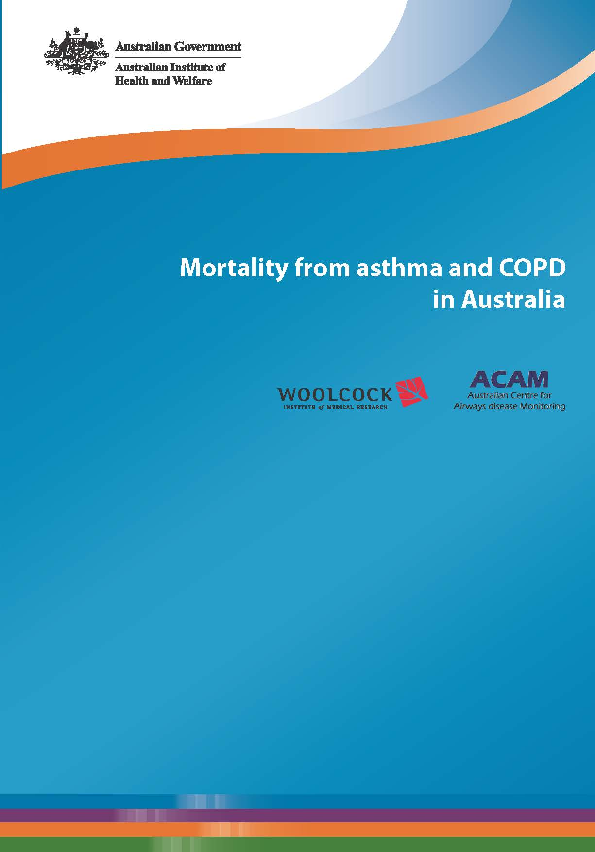Australian Centre for Asthma Monitoring ACAM